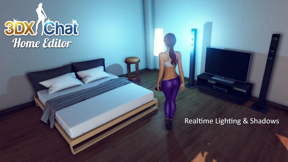 Diseña tu casa - 3DXChat.es