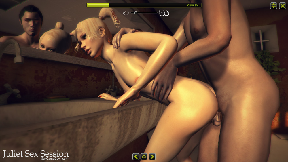 Sex game simulator