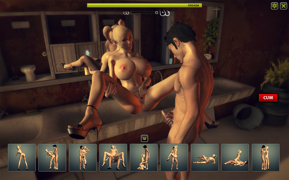 Simulation sex game — pic 13
